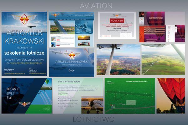 Kreatywna Reklama: Lotnictwo - Creative Advertising: Aviation