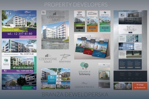 Kreatywna Reklama: Branża Deweloperska - Creative Advertising: Property Developers