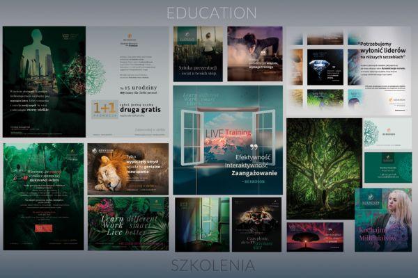 Kreatywna Reklama: Szkolenia - Creative Advertising: Education