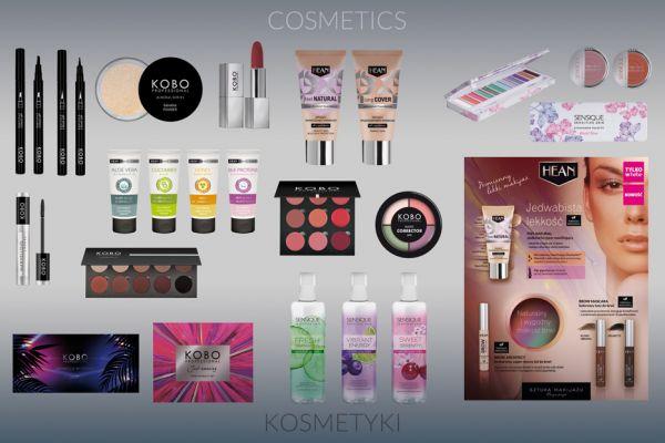 Kreatywna Reklama: Kosmetyki - Creative Advertising: Cosmetics