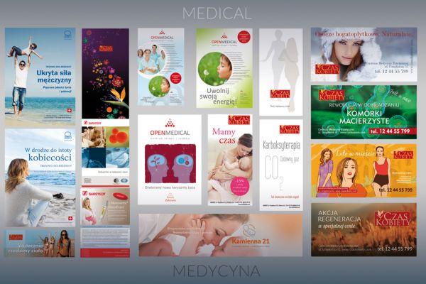 Kreatywna Reklama: Medycyna - Creative Advertising: Medical