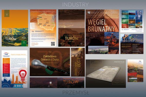 Kreatywna Reklama: Przemysł - Creative Advertising: Industry