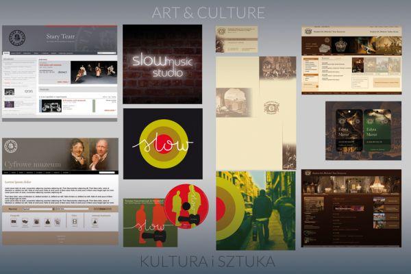 Kreatywna Reklama: Kultura i Sztuka - Creative Advertising: Art and Culture