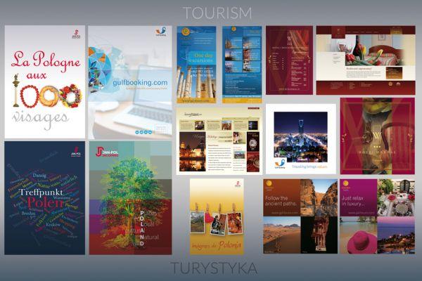 Kreatywna Reklama: Turystyka - Creative Advertising: Technology